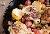 Recipe Ideas - Mains and Sides / by Nicole V