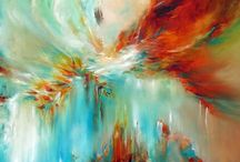 Artfully Yours / Paintings  I love.