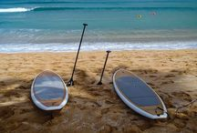 SUP / ...and surfing, water, and waves / by Nicole V