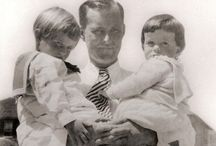 American Family / The Kennedy Family...America's Royalty.  Blessed with wealth, prestige, and admiration.  Traumatized with deep losses and tragedies.  As if Will Shakespeare had written the script............ / by Suzy Dowling