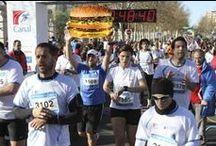 Run. Citius altius fortius / Porque correr no es de cobardes...