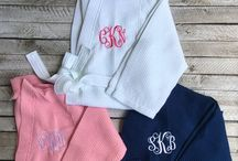 Monogrammed Gifts / Monogrammed Clothing, Accessories, Jewelry, and Home Goods