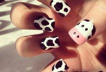 Nails(: / by Emma Myers