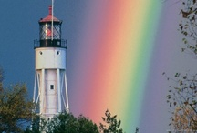 Rainbows / Somewhere Over The Rainbow / by Terry Sutherland