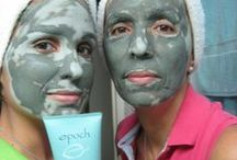 Epoch Glacial Marine Mud / Share your mud mask pictures with us using #NuSkin.