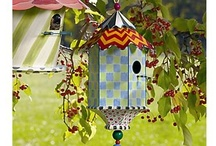 Bird Houses / by Karen StHilaire