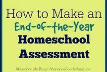 Homeschool Planning / by Marianne Sunderland