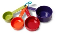 Kitchen Measuring Cups / by Terry Sutherland