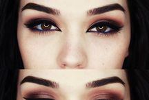 make up / Looking pretty  / by Courtney Egger