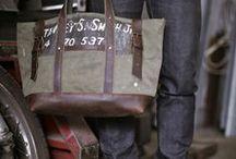 Menswear - Bags / by Marcus Pecchenino Jr