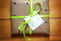 Wrap / The most interesting ways to wrap gifts / by Jennifer Salazar