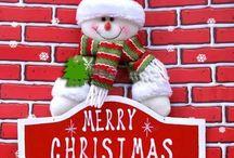 Christmas / by Ashten Brown