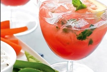Recipe Ideas - Drinks, Sauces, Marinades, Seasonings, and Spreads / by Nicole V