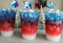 Patriotic & 4th of July I Love