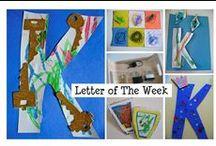 Kindergarten / by Bethany Lynn