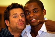 Psych, Burn Notice, & Duck Dynasty-The Best shows on Earth! / Created for some laughs :-D / by Shana Staton