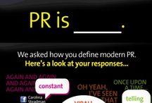 PR / by AHAA The Voice of Hispanic Marketing