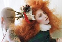 CREATIVE GENIUS....TIM / Tim Walker.....we fall into his fantasy world so easily. / by Suzy Dowling