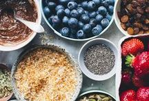 Heavenly Healthy Food. / Recipies that are either sugar free, gluten free, dairy free, healthy fat, complex carbs, fiberous, antioxidant, nutrient packed....you get the idea :)