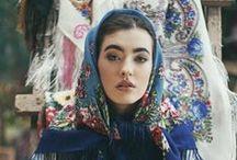 """Dolls a la Russe""..... / Russian fashion influence & matrioshka dolls. / by Suzy Dowling"