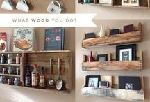 reclaimed, reused, recycled