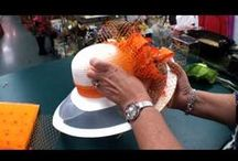 DIY Derby Hats! / Learn to make your own Derby Hat for Derby Day at Remington Park!