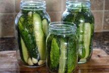 Pickling veggies / by Ashten Brown