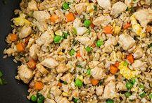 Rice recipes / by Ashten Brown