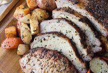 Pork recipes / by Ashten Brown