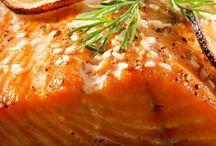 Fish recipes / by Ashten Brown