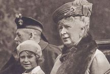 WINDSORS: The Moderns / King George 5th to present day English Royalty. / by Suzy Dowling