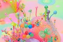 A Wonderful Whimscal World / Wonderful Whimsical Worlds - Playfully quaint or fanciful, especially in an appealing and amusing way. The World of Pip & Pop (and a few other Awesome artists :).
