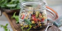 Salads / McKenzie's Favourite Salad Recipes
