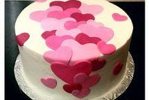 moederdag taart en cupcakes