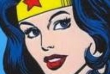 Wonder Woman / Collection of Wonder Woman images / by Jilly Pop Sparkle