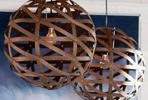 Light fixtures I love / I have a thing for lighting. Here are just a few lights I adore! / by AKA DESIGN