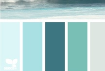 Color combo / My color board. Colors I will use in my home and crafts to surround myself with beauty. / by Diana Walters