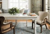 Home Offices Ideas / Home offices big and small. Ideas for creating a home office that's fun, beautiful and functional.