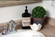 Styling / House styling ideas and vignettes. / by AKA DESIGN