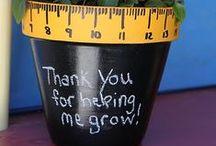 Teacher gifts / by Tina Scott