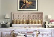 Bedrooms / by Cindy Meador Interiors