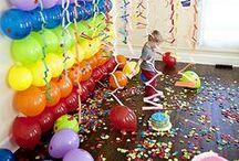 Party ideas / by Tina Scott