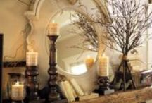 Mantles / Beautiful mantels for inspiration / by AKA DESIGN