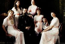 The Romanovs / by Tristyn Salmons