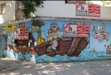 Argentina Buenos Aires graffiti
