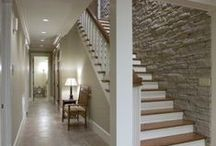 Basements / Gorgeous basements of many styles.  / by AKA DESIGN