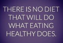 """Eating the Good Stuff / ...just don't say """"it's healthy for you"""" ;-)"""