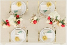 Mid Century Weddings / Let's go back in time... a modern twist with a little retro-flare!