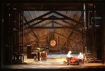 Set Design / Theatrical set design