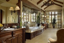 Dream Bathrooms / by Perry & Sandy Pappas